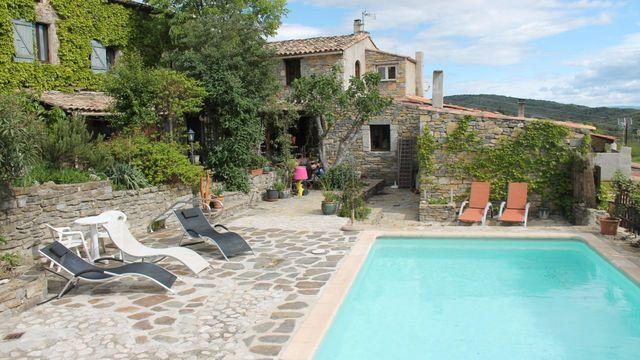 Le Gites Mas Des Fees En Ardèche