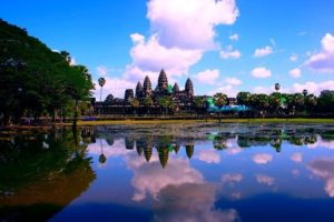 Voyage d'étude au Cambodge