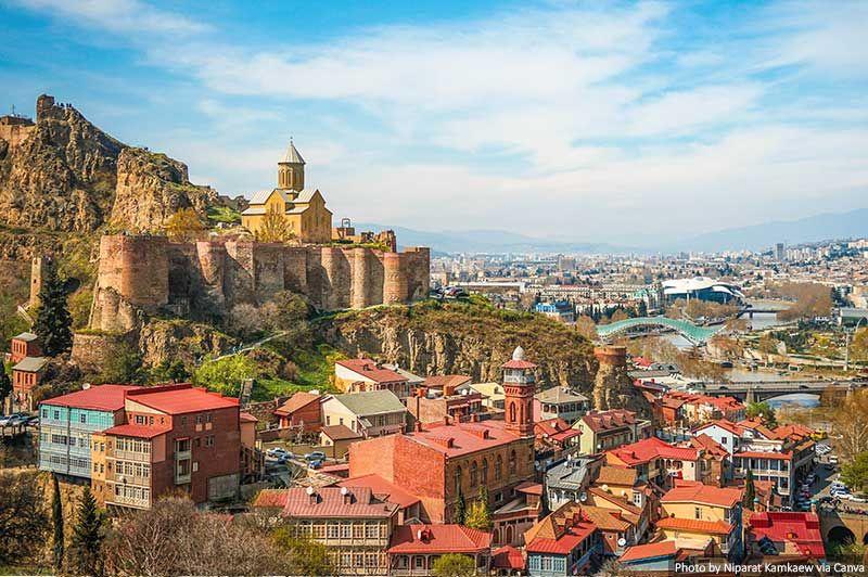 Les 10 Meilleures Choses À Faire À Tbilissi (Géorgie)