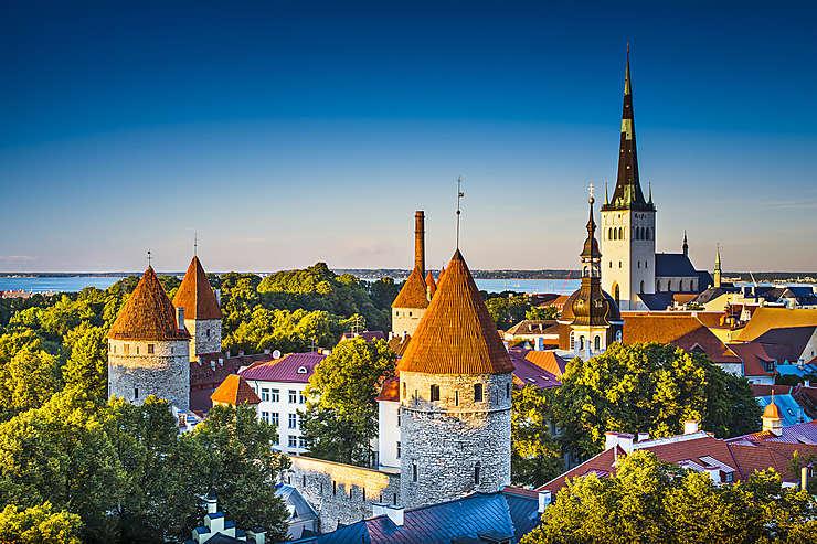 Voyage Multi-Destination Dans La Baltique : Vilnius, Riga Et Tallinn