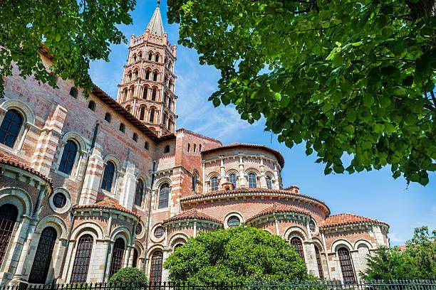 basilique saint-sernin à toulouse
