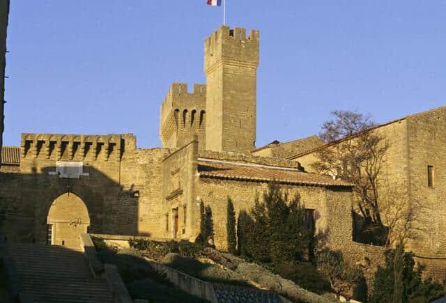 Chateau de l'Empéri